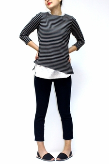 Axel Stripe Top