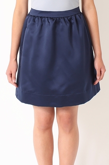 Trudy Sateen Skirt