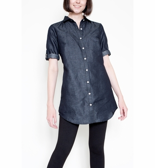 Dani Denim Tunic