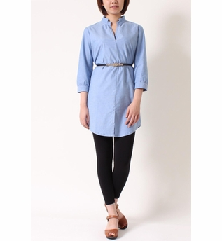 Hilde Cotton Tunic
