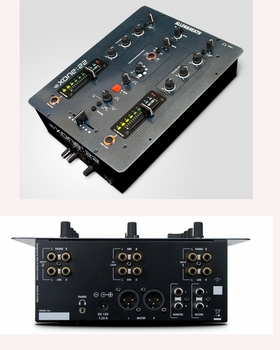 Allen and Heath Xone: 22 Professional 2 Channel DJ mixer