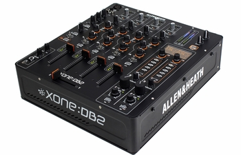 Allen and Heath Xone:DB2