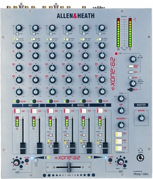 Allen & Heath Xone2:62 Mixer - Free Shipping