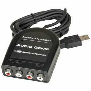American Audio Audio Genie Software