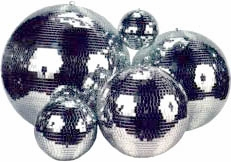 "American DJ M-800 - 8"" Mirror Ball"