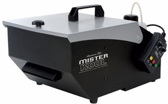 American DJ Mister Kool Low-lying Fog Machine