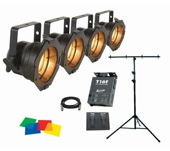 American DJ Stage Act 46 Basic Lighting Package