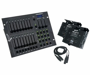 American DJ Stage Pak 1 Complete Stage Lighting System