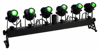 American DJ TriBar Spot LED Lighting