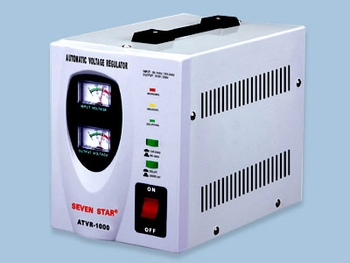 ATVR2000 Watts Deluxe Automatic Converter And Voltage Regulator