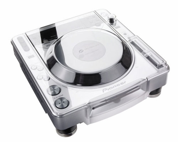 Decksaver DS-PC-CDJ800 Smoke/Clear Cover for Pioneer CDJ800