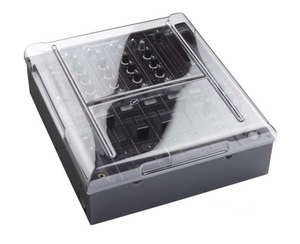 Decksaver DS-PC-DJM800 Smoke/Clear Pro Mixer Cover (Pioneer DJM-500-600/700/800 & XONE-62/92)