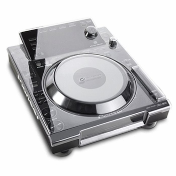 Decksaver Protective Cover and Clear Faceplate CDJ900 For Pioneer CDJ-900