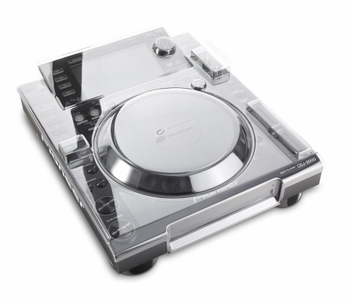 Decksaver Smoked/Clear Cover DS-PC-CDJ2000 For Pioneer CDJ-2000