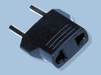 European Plug Adapter Round pings to be use in European countries