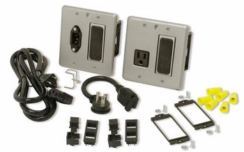 Furman MIW-XT In-Wall Power and Signal Line Cord Management