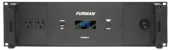 Furman P-2400 IT Symmetrically Balanced Power