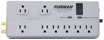 Furman PST-2+6 Power Station Surge Strip