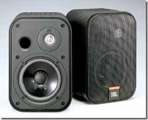 JBL Control 1 Two-Way Compact Speaker
