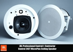 JBL Control 24CT MicroPlus Ceiling Speaker