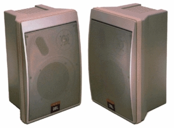 JBL Control 5 Two-Way Compact Speaker
