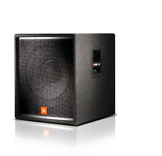 JBL JRX118SP Powered Subwoofer