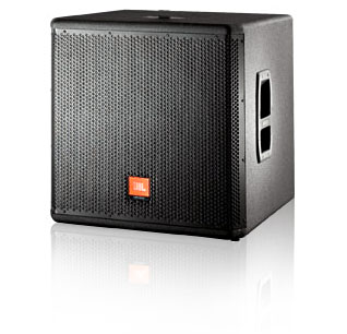 "JBL MRX518S Compact 18"" Portable Subwoofer System"