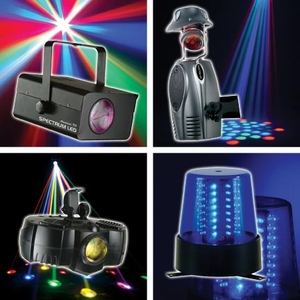 Lighting Party Packages