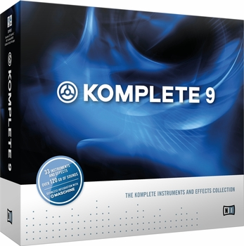 Native Instruments Komplete 9 DJ Software
