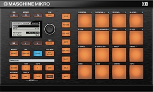 Native Instruments Maschine Mikro MK2 Groove Production USB Controller Black