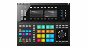 Native Instruments Maschine Studio USB MIDI Controller, Black