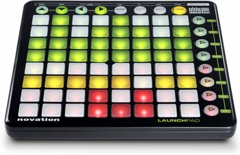 Novation Launchpad USB MIDI Controller for Ableton Live - Free Ground Shipping