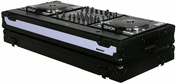 Odyssey FFX12CDJWBL Flight FX Series DJ Coffin with Light