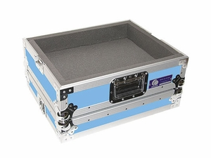 Odyssey FTTX BLU Flight Style Turntable Case (Blue)