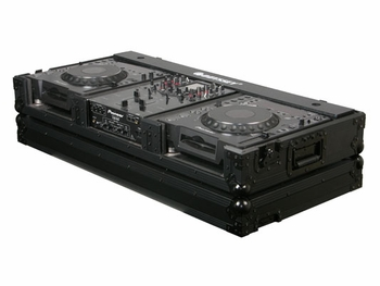 Odyssey FZ10CDJWBL Black Label Case