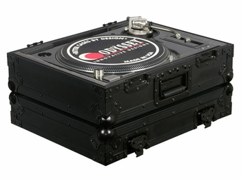 Odyssey FZ1200BL Case for Technics Style Turntables