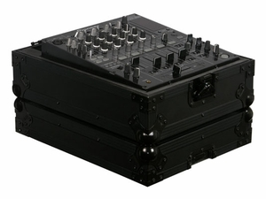 "Odyssey FZ12MIXBL Black Label Case for a 12"" mixer"
