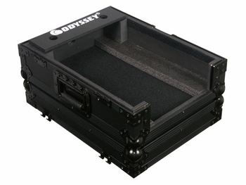 Odyssey FZCDJBL Case for a Large format CD player Black Label