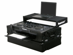 Odyssey FZGSMIXDECKGT Black Label Series Mix Deck Case with Tray