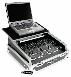 Odyssey Glide Style DJ Mixer Cases