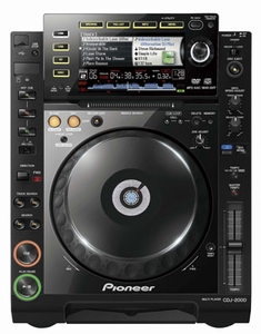 Pioneer CDJ-2000NXS Professional Multi Player