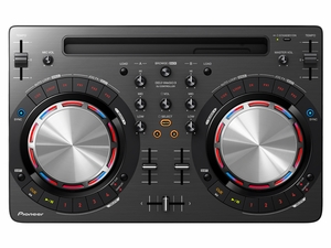 Pioneer DDJ-WeGO3-K DJ Controller With iOS Compatible (Black)