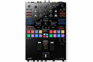 Pioneer DJM-S9 Professional 2-Channel Battle Mixer (Black)