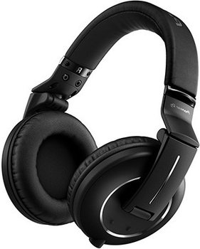 Pioneer HDJ-2000MK2-K, High-end, Pro-DJ monitoring headphones (black)