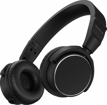 Pioneer HDJ-S7-K  Black Headphones