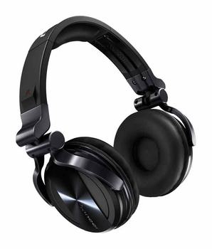 Pioneer HJD-1500 Professional DJ Headphones (Black)