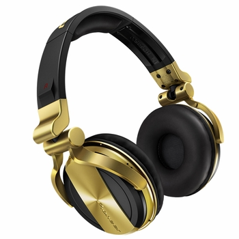 Pioneer HJD-1500 Professional DJ Gold Headphones  *new*