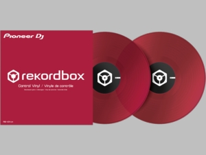 Pioneer RB-VD1-CR Red Vinyl/Record
