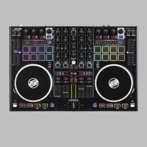 Reloop AMS-TM8 Controller with Serato DJ