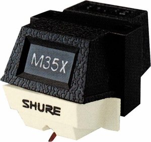 Shure M35X House & Techno DJ Cartridge